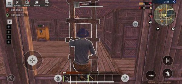 文明重启怎么用梯子爬窗户 用梯子抄家技巧[多图]图片1